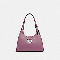 COACH F37606 Avary Shoulder Bag PRIMROSE/SILVER
