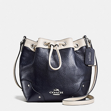 COACH F37682 - BABY MICKIE DRAWSTRING SHOULDER BAG IN SPECTATOR ...