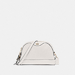 IVIE CROSSBODY - F37863 - CHALK/GOLD