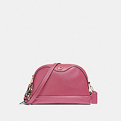 COACH F37863 - IVIE CROSSBODY STRAWBERRY/LIGHT GOLD