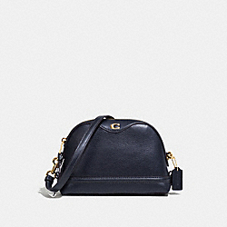 COACH F37863 Ivie Crossbody MIDNIGHT/LIGHT GOLD