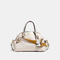 COACH OUTLAW SATCHEL 36 - CHALK/OLD BRASS - F38190
