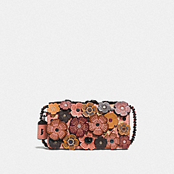 COACH F38197 Dinky With Tea Rose BP/MELON