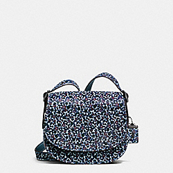 SADDLE 23 - BP/RANCH FLORAL MIST - COACH F38206