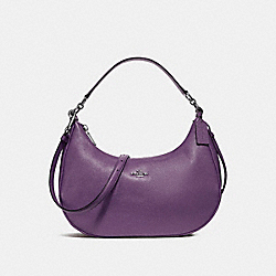 COACH F38250 - EAST/WEST HARLEY HOBO SILVER/BERRY