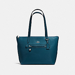 TAYLOR TOTE - f38312 - SILVER/MINERAL