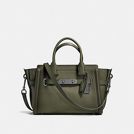 Coach F38372 Coach Swagger 27 In Burnished Leather