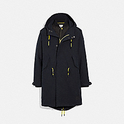 COACH F38891 3-in-1 Lightweight Parka BLACK