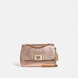 COACH F38937 Cassidy Crossbody ROSE GOLD/LIGHT GOLD