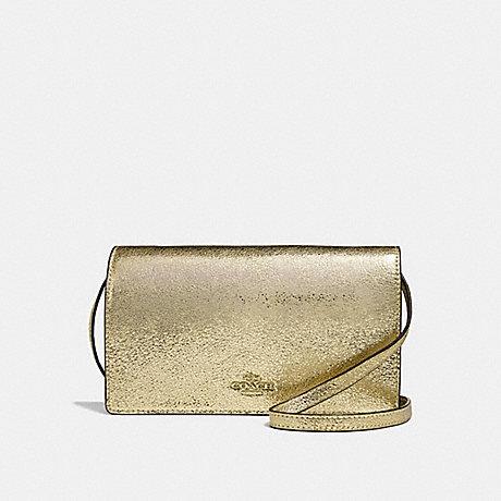 8e8d00d371c0 COACH F39066 - HAYDEN FOLDOVER CROSSBODY CLUTCH - WHITE GOLD LIGHT ...