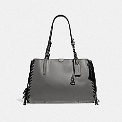 COACH F39235 Dreamer Tote 36 V5/HEATHER GREY