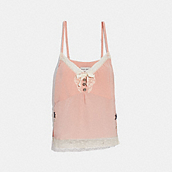 COACH F39281 Selena Camisole LIGHT PINK