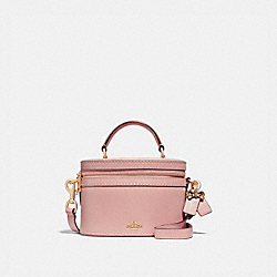 COACH F39293 - SELENA TRAIL BAG PEONY/GOLD