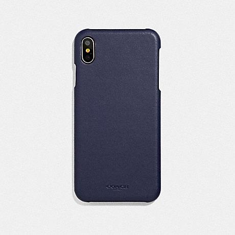 COACH IPHONE XS MAX CASE - CADET - F39451CAD