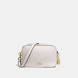 JES CROSSBODY - F39856 - CHALK/LIGHT GOLD