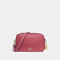 JES CROSSBODY - F39856 - STRAWBERRY/LIGHT GOLD