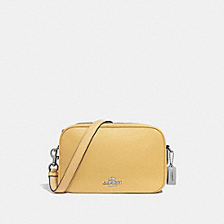 COACH F39856 - JES CROSSBODY LIGHT YELLOW/SILVER