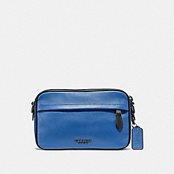 GRAHAM CROSSBODY - F39946 - VINTAGE BLUE