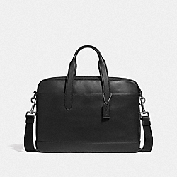 COACH F41310 - HAMILTON BAG BLACK/NICKEL