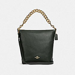 COACH F45066 Abby Duffle IVY/IMITATION GOLD