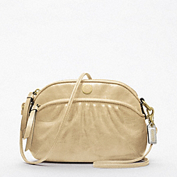 COACH F47893 - POPPY LEATHER CROSSBODY ONE-COLOR