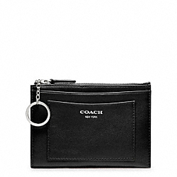 COACH F48030 Leather Medium Skinny