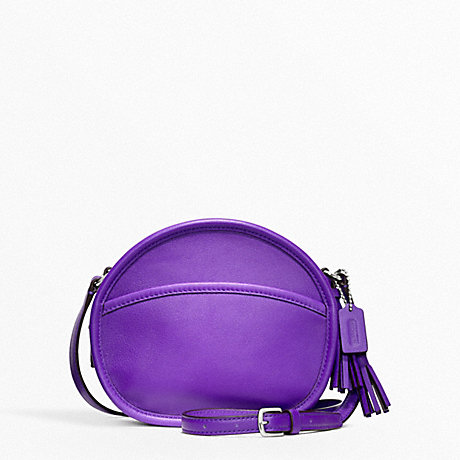 COACH F48403 LEATHER CANTEEN BAG ONE-COLOR
