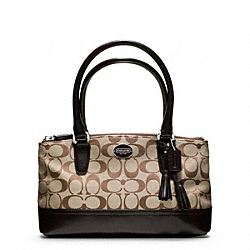 COACH F48448 Mini Rory Bag In Signature Fabric