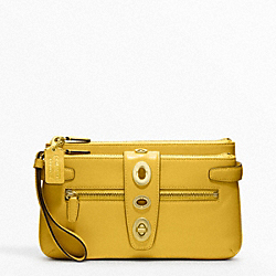 COACH F48561 Archive Large Clutch