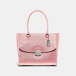 COACH F48629 Avary Tote PETAL/SILVER