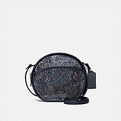 CANTEEN CROSSBODY - F48731 - RAINBOW MULTI/BLACK ANTIQUE NICKEL