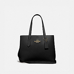 COACH F48733 - AVENUE CARRYALL IM/BLACK OXBLOOD 1