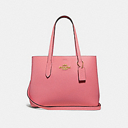 AVENUE CARRYALL - F48733 - ROSE PETAL/CARNATION/IMITATION GOLD