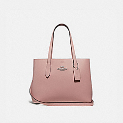 AVENUE CARRYALL - F48733 - PETAL/STRAWBERRY/SILVER