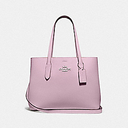 COACH F48733 - AVENUE CARRYALL LILAC/DARK PURPLE/SILVER