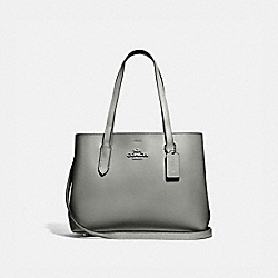 COACH F48734 - AVENUE CARRYALL SV/GUNMETAL BLACK