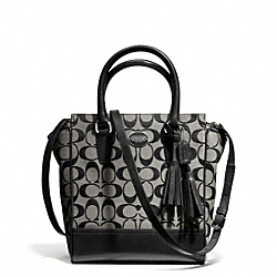 COACH F48879 Signature Mini Tanner
