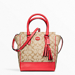 COACH F48879 - SIGNATURE MINI TANNER ONE-COLOR