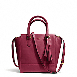 COACH F48894 Leather Mini Tanner
