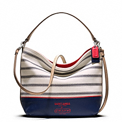 COACH F49267 - WEEKEND SAINT JAMES MINI BUCKET BAG ONE-COLOR