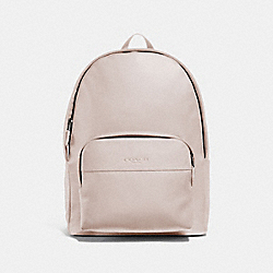 COACH F49313 Houston Backpack GREY BIRCH/BLACK ANTIQUE NICKEL