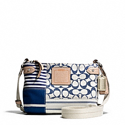COACH F49464 - DAISY PATCHWORK SWINGPACK ONE-COLOR