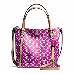 COACH F49863 - PEYTON DREAM C MINI TOTE CROSSBODY ONE-COLOR