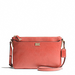 COACH F49992 - MADISON SWINGPACK IN LEATHER ONE-COLOR