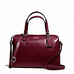 COACH F50059 - PEYTON PATENT BENNETT MINI SATCHEL ONE-COLOR