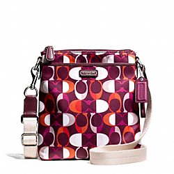 COACH F50451 - PARK SPLIT SIGNATURE C PRINT SWINGPACK ONE-COLOR
