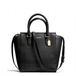 COACH F50707 - MINI TANNER IN SAFFIANO LEATHER ONE-COLOR