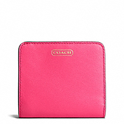 COACH F50780 Darcy Small Wallet In Leather