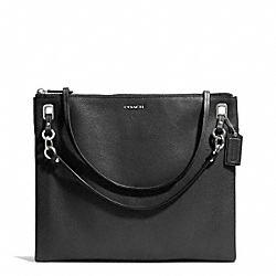 COACH F51011 Madison Leather Convertible Hippie SILVER/BLACK