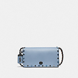 COACH F53404 - DINKY WITH RIVETS V5/SLATE